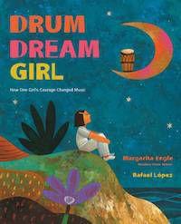 drum dream girl margarita engle