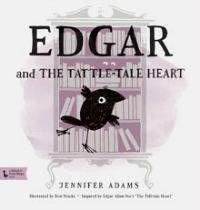 Edgar and the Tattle-Tale Heart (BabyLit) by Jennifer Adams board book