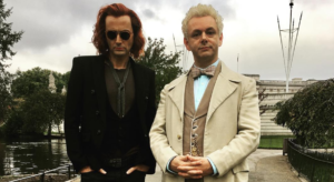 good omens adaptation