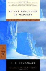 Book cover for H. P. Lovecraft's At The Mountains Of Madness