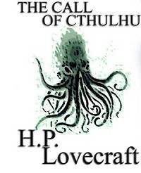 Book cover of H. P. Lovecraft's