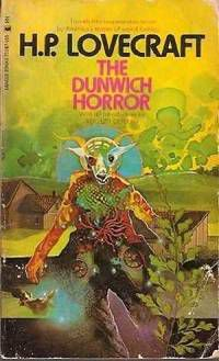 Book cover of H. P. Lovecraft's The Dunwich Horror