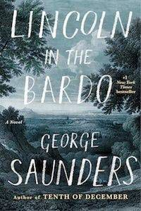 Lincoln in the Bardo by George Saunders cover