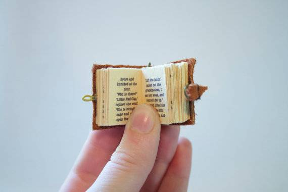 Miniature Books For Stocking Tiny Libraries and Small Shelves