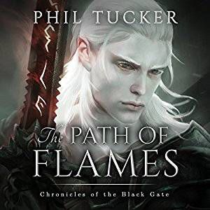 path of flames audiobook cover