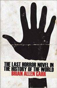 the last horror novel