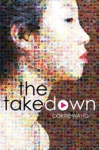 The Takedown by Corrie Wang cover image
