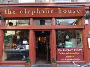 elephant house jk rowling