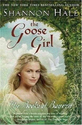 goose girl book cover
