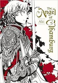 Cover of The Angel of Elhamburg by Aki