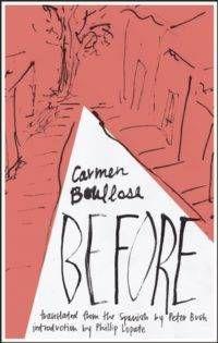 Carmen Boullosa Before cover