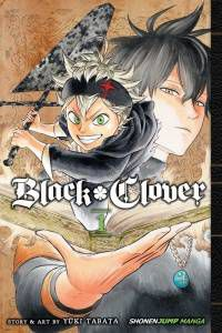 Black Clover cover by Yuki Tabata