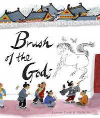 Brush of the Gods book cover in Best Nonfiction Picture Books | BookRiot.com