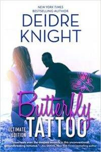 Butterfly Tattoo by Deidre Knight cover