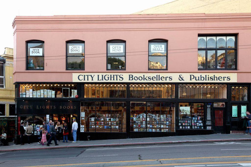 Censorship, HOWL, and City Lights of San Francisco | BookRiot.com