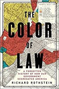 The Color of Law Cover