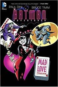 DC TP The Batman Adventures Mad Love and other stories