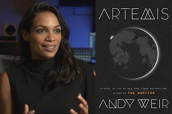 Rosario Dawson to narrate Artemis