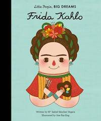 Frida Kahlo book cover in Best Nonfiction Picture Books | BookRiot.com