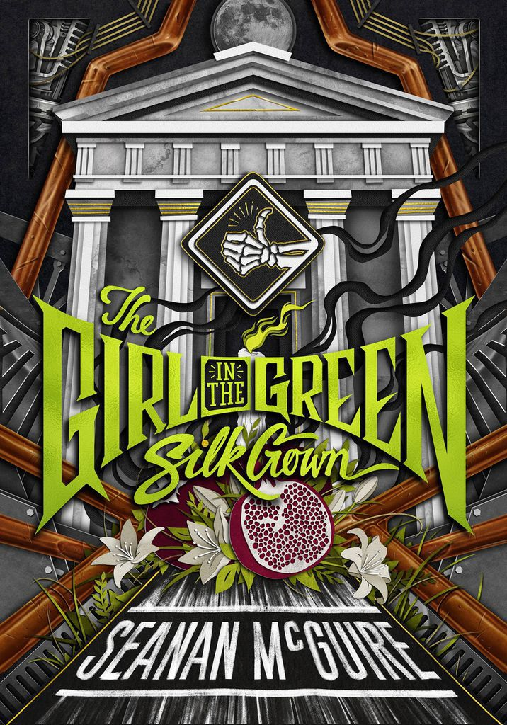 Girl in the Green Silk Gown Cover
