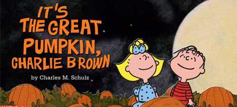Great Pumpkin Featured