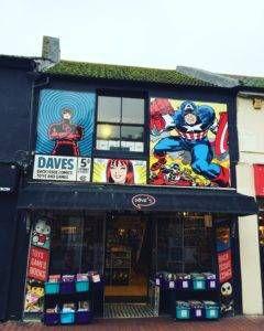 Dave's Comics Brighton