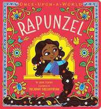 Cover of Rapunzel by Chloe Perkins