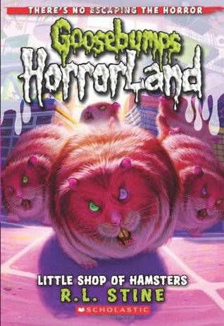 Little Shop of Hamsters From R.L. Stine Covers: When Animals Attack | BookRiot.com