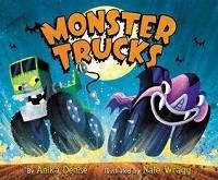 Monster Trucks by Anika Denise