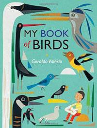 My Book of Birds book cover in Best Nonfiction Picture Books | BookRiot.com
