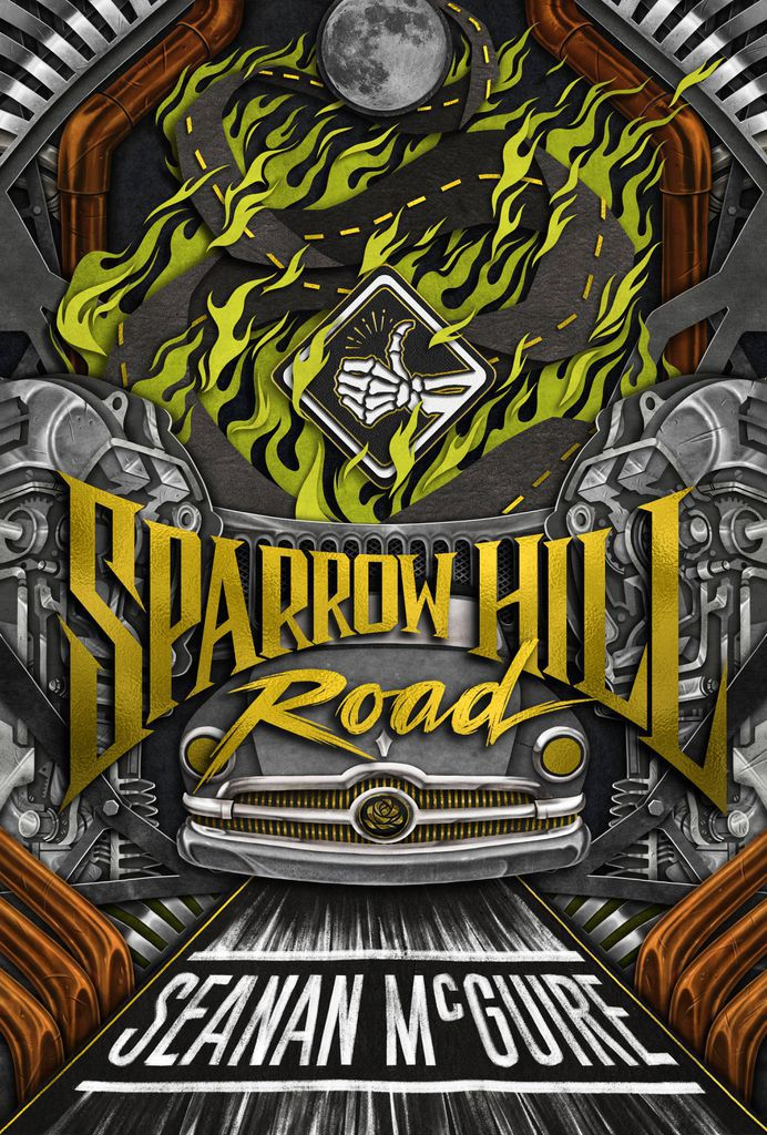 Sparrow Hill Road Cover