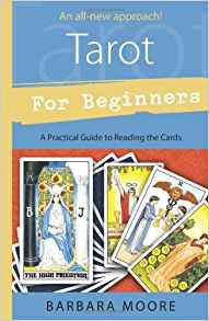 Tarot for Beginners by Barbara Moore, book cover