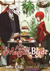 The Ancient Magus Bride cover by Kore Yamazaki