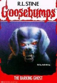 The Barking Ghost From R.L. Stine Covers: When Animals Attack | BookRiot.com