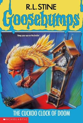 The Cuckoo Clock of Doom From R.L. Stine Covers: When Animals Attack | BookRiot.com