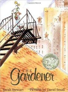 The Gardener book cover