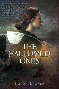 The Hallowed Ones by Laura Bickle cover image