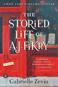 cover image of The Storied Life of A.J. Fikry by Gabrielle Zevin