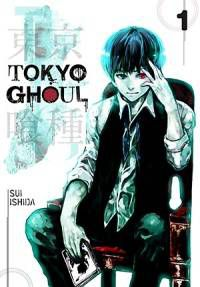 Tokyo Ghoul by Sui Ishida book cover from 14 Dark Fantasy Books to Read and Explore on Long, Cold Nights