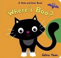 Where's Boo by Salina Yoon