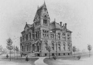 Willard Library of Evansville Indiana