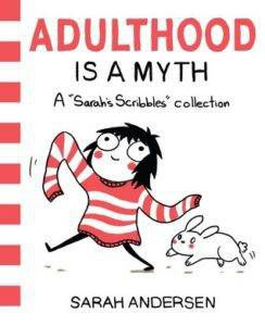 adulthood is a myth cover image