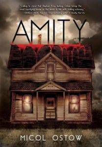 amity by micol ostow cover image