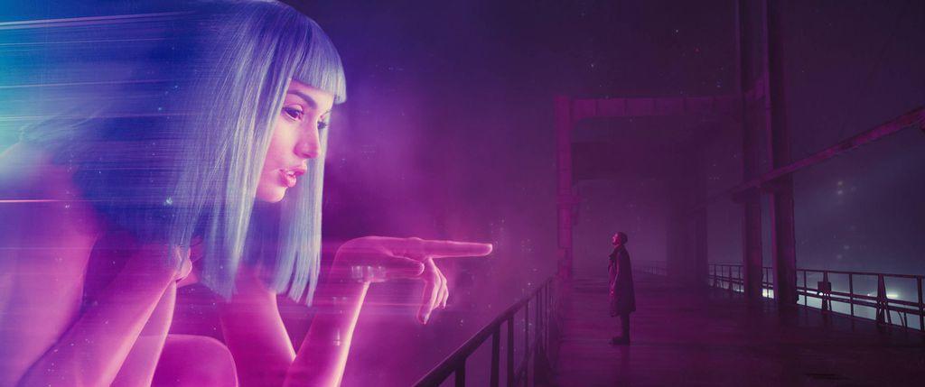 Blade Runner 2049 Still from Your Post Blade Runner 2049 Cyberpunk Fix | Bookriot.com