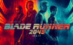 Blade Runner 2049 Movie Poster from Your Post Blade Runner 2019 Cyberpunk Fix | Bookriot.com