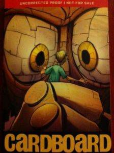 cardboard doug tennapel cover image