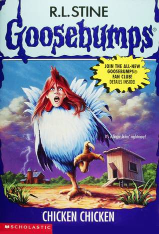 Chicken Chicken From R.L. Stine Covers: When Animals Attack | BookRiot.com