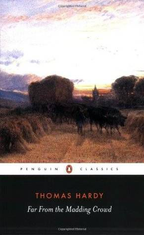 Far From the Madding Crowd by Thomas Hardy cover