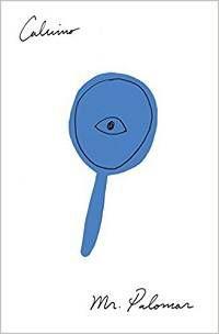 Book cover for Italo Calvino's Mr. Palomar