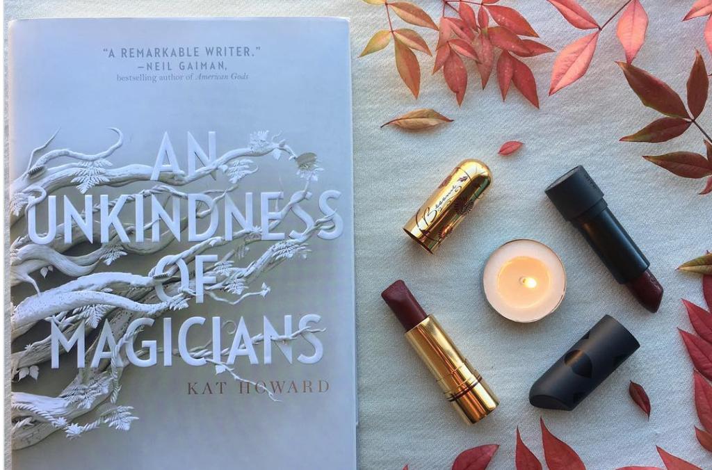 lipstick and literature